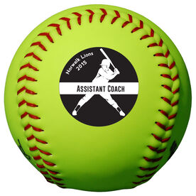 Personalized Softball - Awards