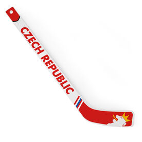 Knee Hockey Player Stick Czech Republic
