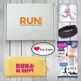 RUNBOX Gift Set - Love 2 Run Girl