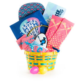 Love Lax Girls Lacrosse Easter Basket