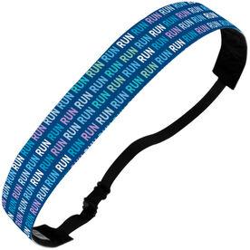 Running Juliband No-Slip Headband - Run Pattern