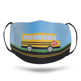 Face Mask - School Bus