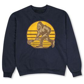 Guys Lacrosse Crew Neck Sweatshirt - BigFoot