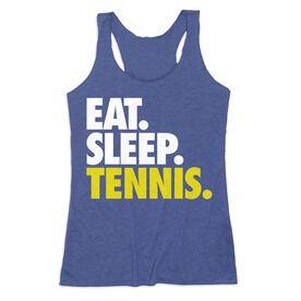 Tennis Women's Everyday Tank Top - Eat. Sleep. Tennis