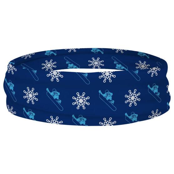 Snowboarding Multifunctional Headwear - Snowboarding Pattern RokBAND