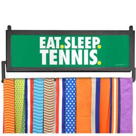 AthletesWALL Medal Display - Eat Sleep Tennis