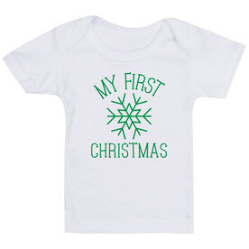 Baby T-Shirt - My First Christmas