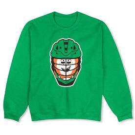 Guys Lacrosse Crew Neck Sweatshirt - Lucky McCradle