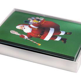 Lax Santa - MySPORT Card - Box Set of 12