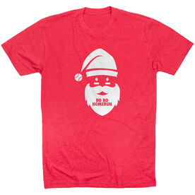 Baseball Short Sleeve T-Shirt - Ho Ho Homerun