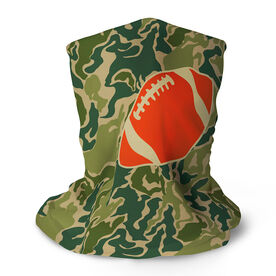 Football Multifunctional Headwear - Hunter Camo RokBAND
