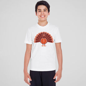 Basketball Short Sleeve Performance Tee - Turkey Player