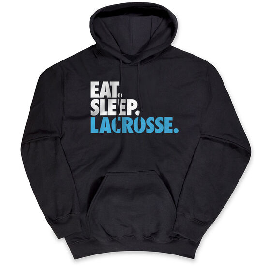 Lacrosse Standard Sweatshirt - Eat. Sleep. Lacrosse.