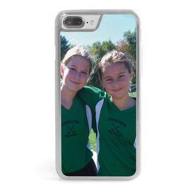 Field Hockey iPhone® Case - Custom Photo