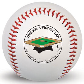Custom Baseball Graduation party