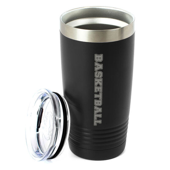 Basketball 20 oz. Double Insulated Tumbler - Basketball