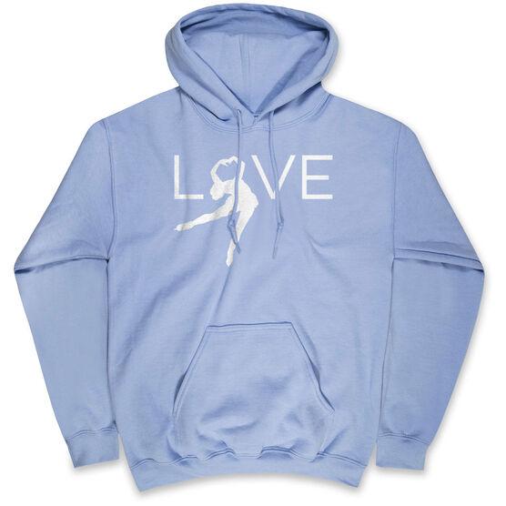 Figure Skating Standard Sweatshirt - Love