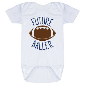Football Baby One-Piece - Future Baller