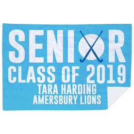 Field Hockey Premium Blanket - Personalized Senior Class Of