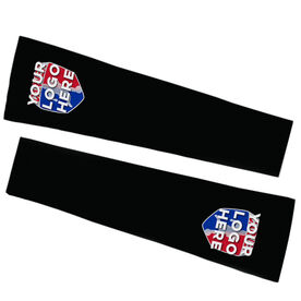 Soccer Printed Arm Sleeves - Your Logo