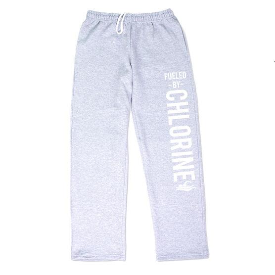 Swimming Fleece Sweatpants - Fueled By Chlorine