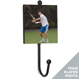 Tennis Medal Hook - Your Photo