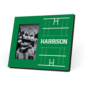 Rugby Photo Frame - My Rugby Field