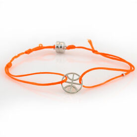 Basketball Good Karma SportSTRING Bracelet- SPECIAL PRICING - LIMITED QUANTITES