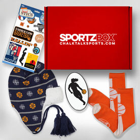 Basketball Girl SportzBox Gift Set- Layup