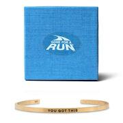 InspireME Cuff Bracelet - You Got This