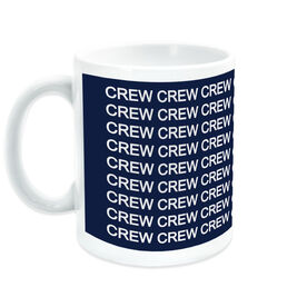 Crew Coffee Mug Cascading Crew