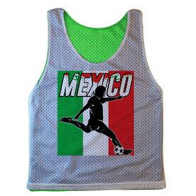 Guys Soccer Pinnie Mexico Soccer