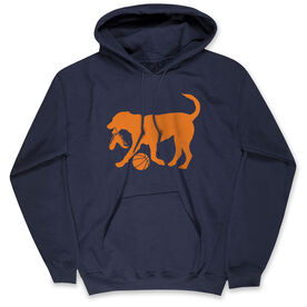 Basketball Standard Sweatshirt - Basketball Dog