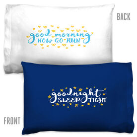 Running Pillowcase - Goodnight Sleep Tight