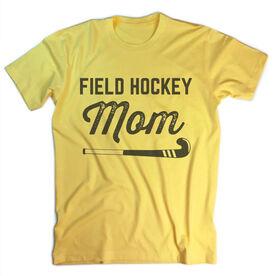 Vintage Field Hockey T-Shirt - Field Hockey Mom