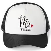 Personalized Trucker Hat - Mr.