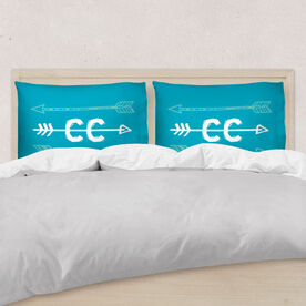 Cross Country Pillowcase - Arrows