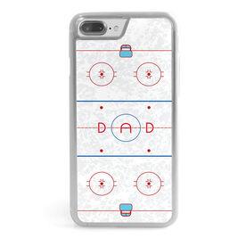 Hockey iPhone® Case - Ice Hockey Rink Dad