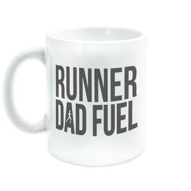 Running Coffee Mug - Runner Dad Fuel