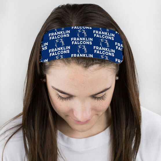 Wrestling Multifunctional Headwear - Custom Team Name Repeat RokBAND