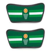 Basketball Repwell® Sandal Straps - Simple Stripe