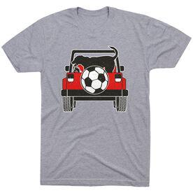 Soccer T-Shirt Short Sleeve - Soccer Cruiser
