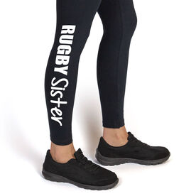 Rugby Leggings Sister