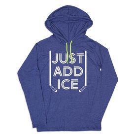 Women's Hockey Lightweight Hoodie - Just Add Ice
