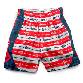 Stars & Stripes Lacrosse Shorts