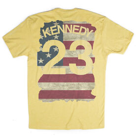 Vintage Soccer T-Shirt - Grand Old Kicker Girl