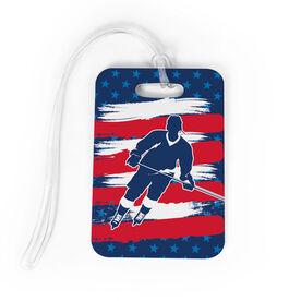 Hockey Bag/Luggage Tag - Hockey Patriot