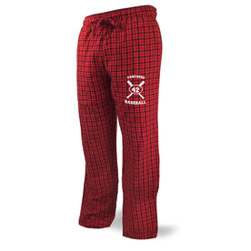 Baseball Lounge Pants Baseball Name And Number