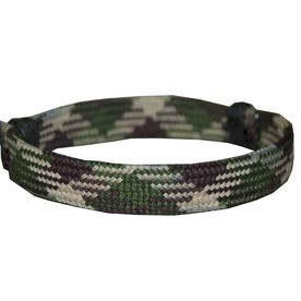 Sport Lace Bracelet Camo Adjustable Lace Bracelet