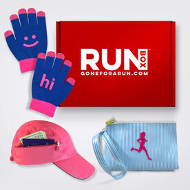 RUNBOX™ Gift Set - Be Mine Finish Line